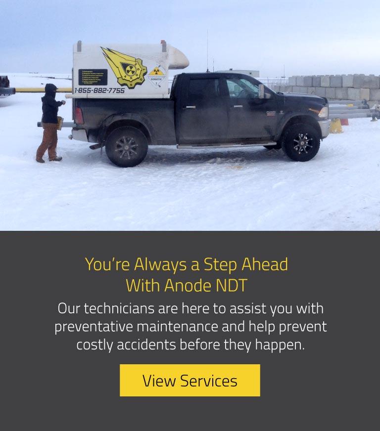 Anode NDT Services - Grande Prairie